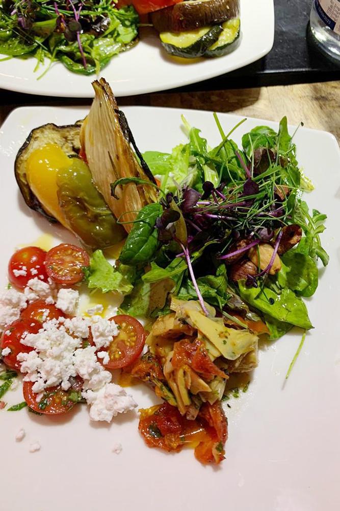 Salat Restaurant Wassermühle Deppendorf